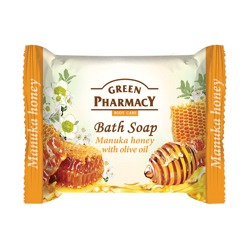 86804 bath soap  manuka honey with olive oil