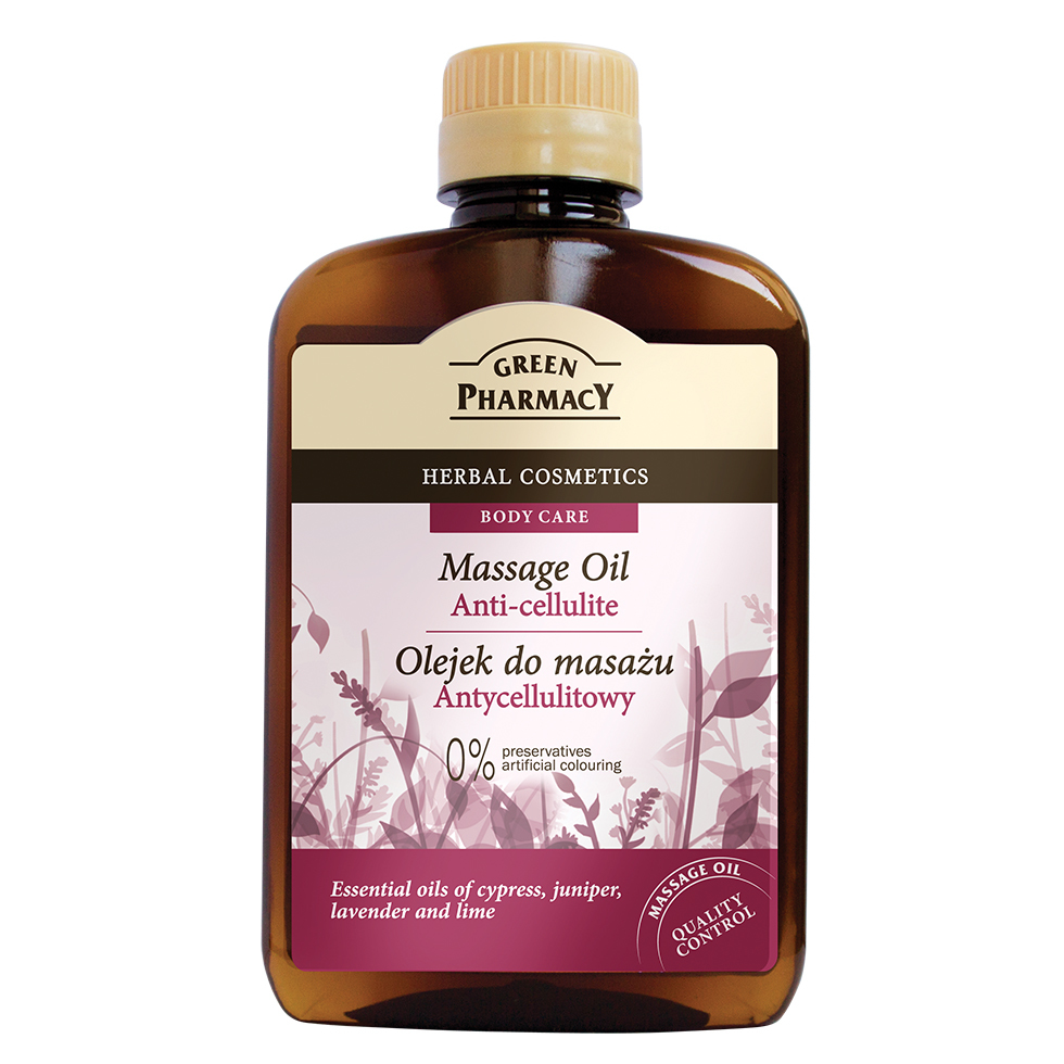 86311 massage oil anti cellulite